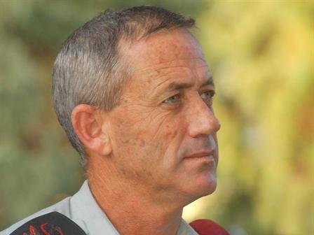 Israele: Benny Gantz nominato nuovo capo Stato maggiore