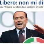 Berlusconi smentisce le voci: non mi dimetto, voglio vedere in faccia chi mi tradisce