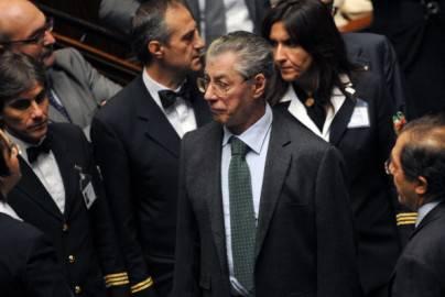 Bossi19 404x270 Elezioni amministrative, Bossi: Berlusconi mi fa pena, accordo impossibile con il Pdl
