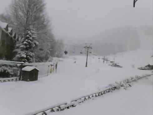 Maltempo in Italia: nevica in Calabria, Anas e Polizia monitorano traffico in autostrada