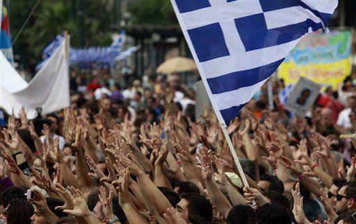 Grecia: si aggrava la crisi, è boom disoccupazione