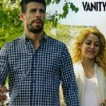 Shakira e Piquè: week end sul Lago di Como