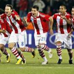 Paraguay per la prima volta ai quarti di finale dei Campionato Mondiale di Calcio