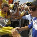 Moto Gp di Germania, prime prove libere: Rossi è settimo, Lorenzo sesto