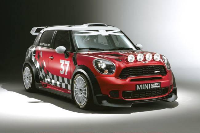 MINI COOPER WRC / Rally, la tedesca è pronta per il mondiale 2011