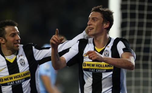 Claudio Marchisio è entusiasta della vittoria della sua Juventus a Genova