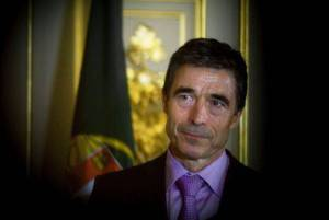 Rasmussen, Segretario Generale della Nato