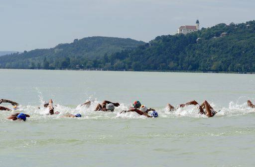 Europei di nuoto, fondo: tripletta azzurra nella 5 km maschile
