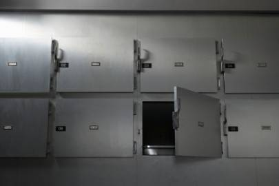 Camera Mortuaria (Getty Images)