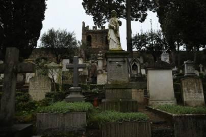 Cimitero (Getty Images)