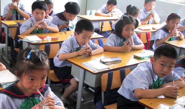 Aumenta in Cina il tasso di bambini malati di cancro. La causa principale l'inquinamento
