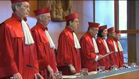 Risultati immagini per immagini della corte costituzionale
