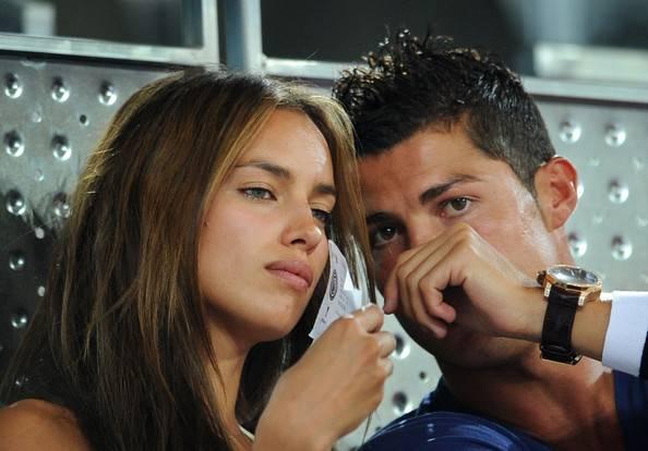 Cristiano Ronaldo vuole sposare Irina Shayk