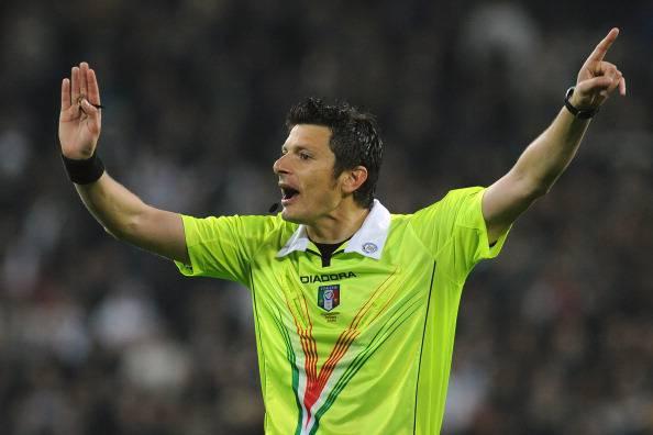 Juventus – Napoli: arbitrerà Damato di Barletta