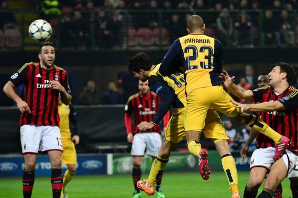Diego Costa gela San Siro: il Milan lontano dai quarti. Le pagelle