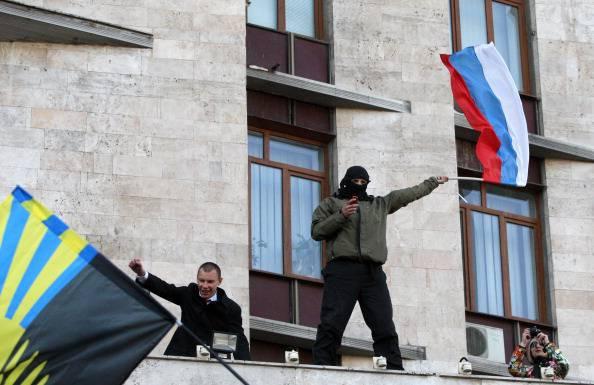 """Ucraina, scontri e manifestazioni: presidente Turcinov annuncia """"operazioni antiterrorismo"""""""