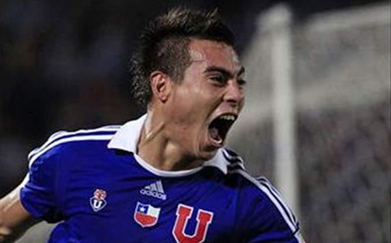 Calciomercato Napoli: Eduardo Vargas ha firmato con i partenopei