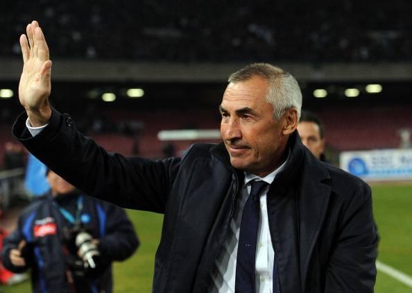 """Europa League Lazio, Reja: """"Peccato per l'errore di Marchetti, meritavamo la qualificazione"""""""