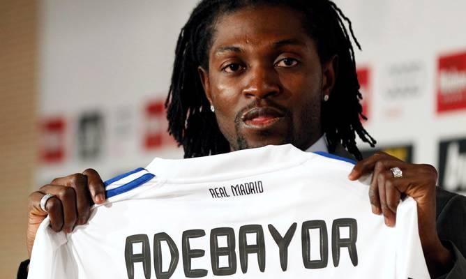 La Lazio punta alla Champions League, si pensa ad Adebayor