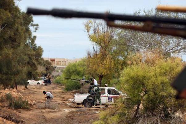 Libia: le forze del Cnt sono entrate a Sirte, roccaforte di Gheddafi