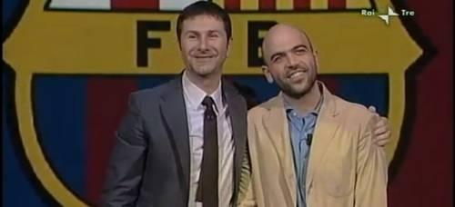 VIENI VIA CON ME / Saviano Fazio, il programma si scontra con il 'Grande Fratello'