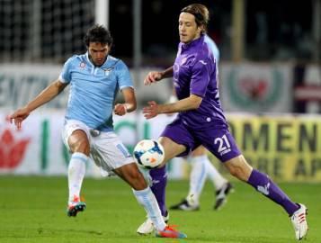 Fiorentina Lazio (getty images)