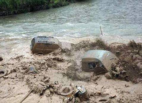 Frane e inondazioni, rischio geo-idrologico in Italia