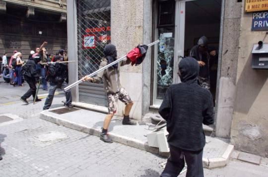 G8 Genova, Pg Cassazione: i no-global vanno condannati