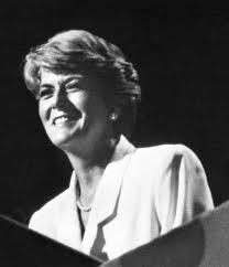 Geraldine Ferraro: morta la prima donna candidata alla vicepresidenza degli Usa