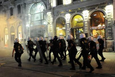 Gezi Park (Getty images)
