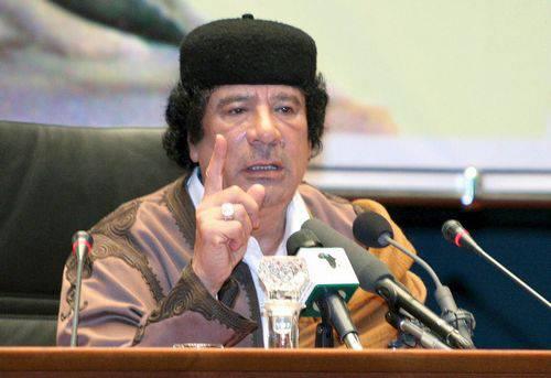 Guerra Libia: mandato contro Gheddafi. E' accusato di crimini contro l'umanità