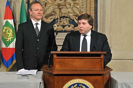 Gianpiero D'Alia (foto presidenza della Repubblica)