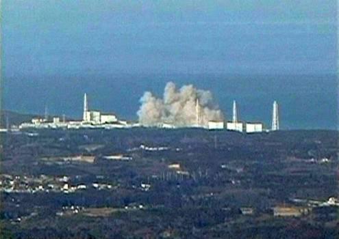 Rischio Chernobyl per il Giappone piegato dal terremoto e dallo tsunami