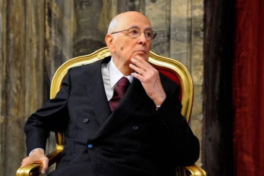 """Napolitano: """"Cessate il fuoco a Gaza accolto con grande sollievo e viva speranza"""""""