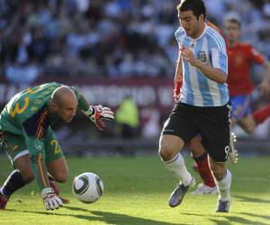 Gonzalo Higuain e Pepe reina (Getty Images)