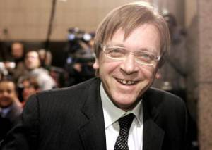 Guy Verhofstadt (Mark Renders/Getty Images)