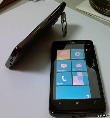 HTC HD7 / Smartphone, ecco il primo a montare il sistema operativo Windows Phone 7