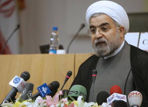 Il presidente iraniano Rohani condanna l'Olocausto