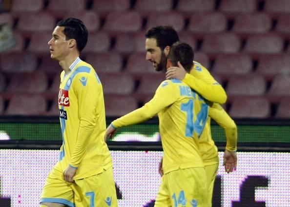 Catania-Napoli, ecco le probabili formazioni del match