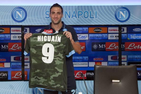 """Higuain si prende Napoli: """"Sono qui per vincere il campionato"""""""
