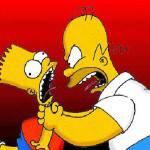 Le voci originali dei Simpson: Bart, Homer, Lisa, Moe, Mr. Burns (Video)