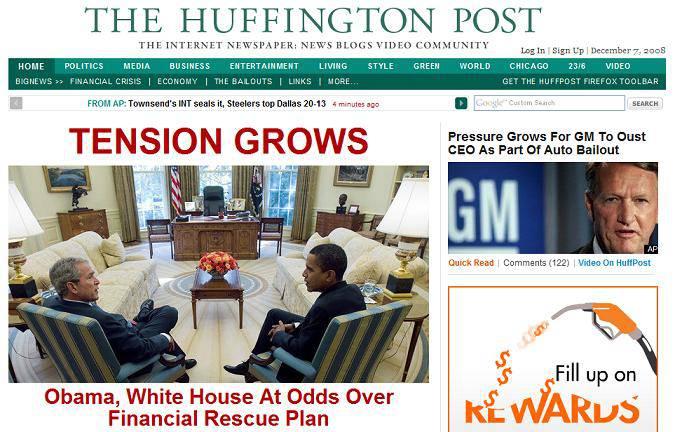 Aol comprerà The Huffington Post per 315 milioni di dollari