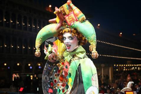 IMG 2534 478x318 Carnevale di Venezia 2013: la Maschera di Anna Marconi vince con La ricerca del tempo perduto