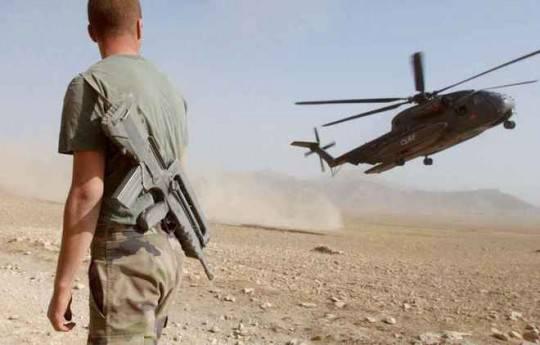 Afghanistan: precipita elicottero nella zona meridionale, due morti