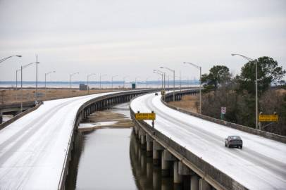 Autostrade a Daphne, Alabama, Usa (Getty images)