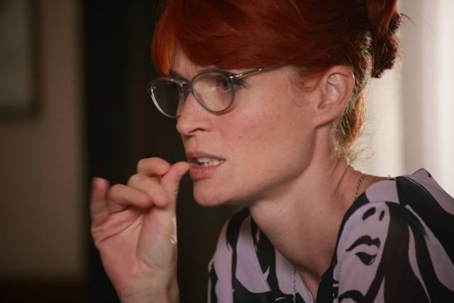 """Jane Alexander: una modella, attrice, doppiatrice, conduttrice che…""""Vola in Diretta"""""""