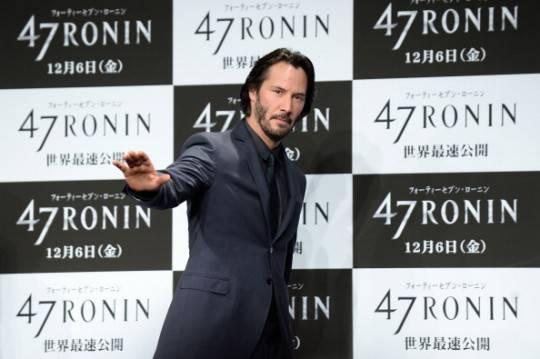"""Keanu Reeves non parteciperà al remake di """"Point Break"""""""