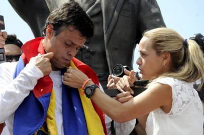 Leopoldo Lopez (Getty images)