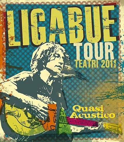 "Ligabue: dal 22 gennaio riparte il ""Tour teatri 2011"""