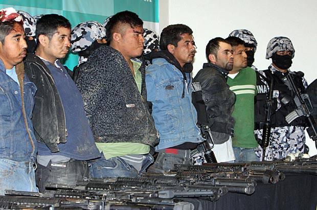 Messico: il Governo ha dichiarato che negli ultimi giorni ci sono stati almeno 3.174 omicidi legati al narcotraffico